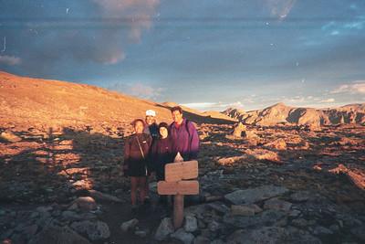 Longs Peak 1999