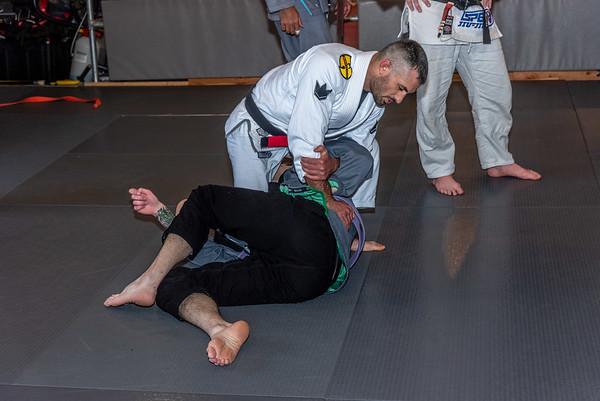 Zach Green Kimura Seminar