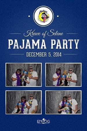 Krewe of Selene PJ Party (prints)