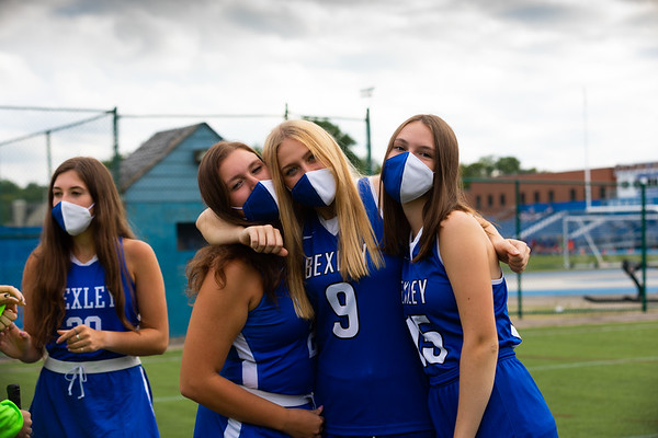 Field Hockey Picture Day Candids