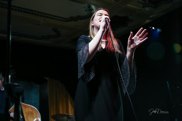 Music Hall Jazz Jam - w/ Oakland U Singers - 12-9-2018