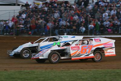 Indiana Icebreaker, Brownstown Speedway, Brownstown, IN, March 21, 2009