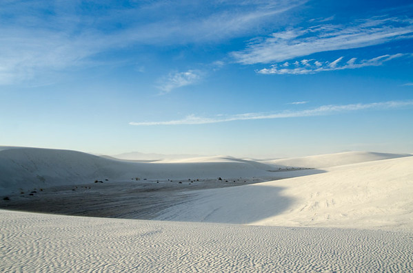 White Sands_ New Mexico