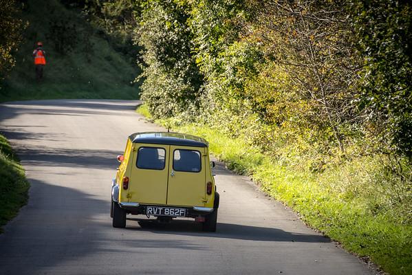 Austin Mini Van 1968