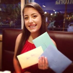Jaymie's 8th Grade Graduation
