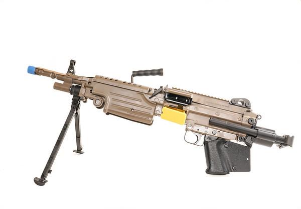 FN M249