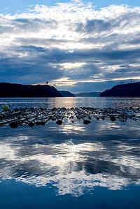 2021-08-01 Crépuscule sur le Saguenay - Mixologie Band - Kim Simon Sylvain