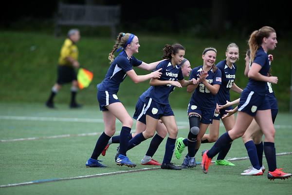 Vikings Varsity Girls Soccer Fall 2019