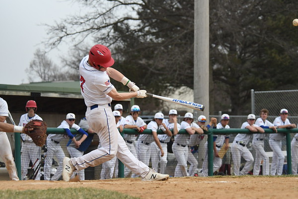 Varsity Baseball vs Waverly