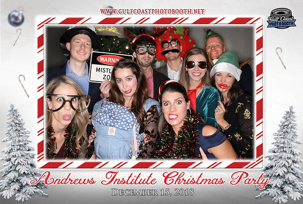 Andrews Institute Christmas Party 2018