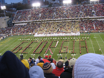 Tech-UGA game 2007