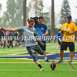 Chris Sailer Kicking Camp