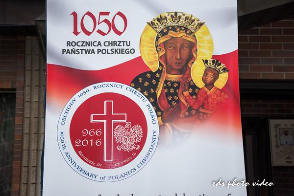 1050 lat Chrztu Polski