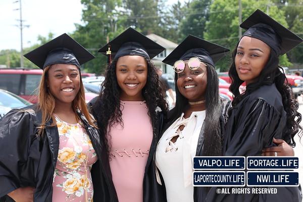 La Porte High School Graduation 2017