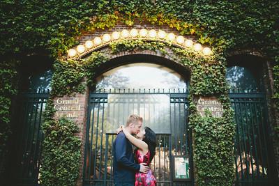 Claire + Andrew