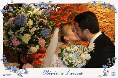 Olívia e Lucas