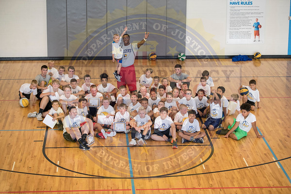 Pacers YMCA Camp 7-21-17