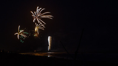 2013 New Brighton Fireworks