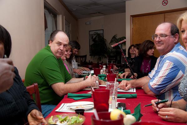 Class of 80 2010 Dinner