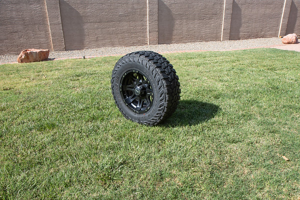 Tire Measurement 6-20