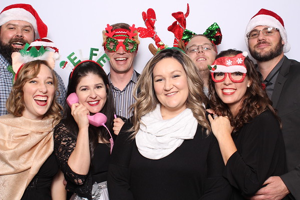 Kiewit Southwest District Holiday Party 2019