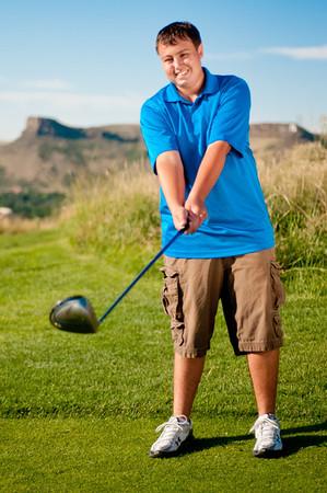 Senior - Connor 2011