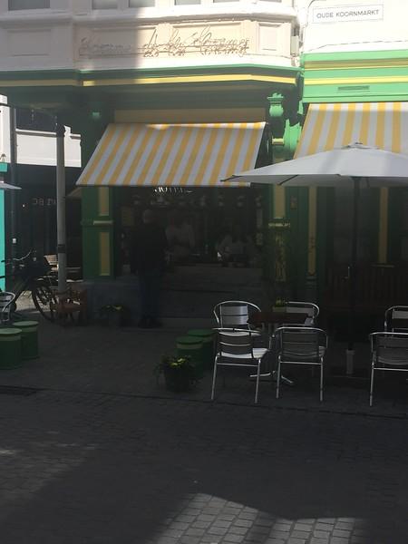 Cafe - Bridget St. Clair