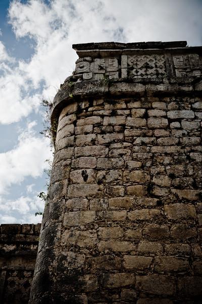 Las Monjas, Chichén Itzá