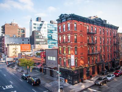 New York City street views