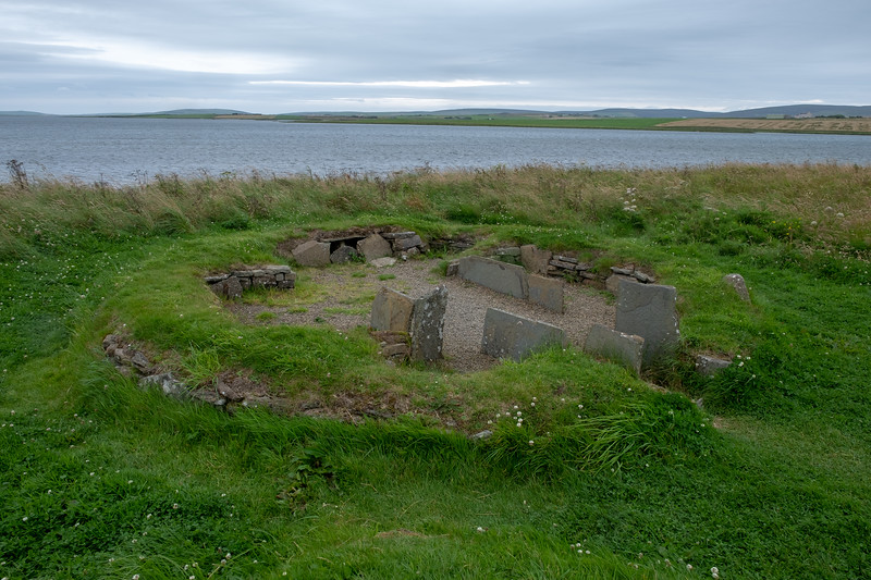 The Barnhouse Settlement, a Neolithic site in the Orkneys