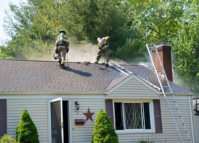 Structure Fire - 23 Woodmere Rd., Newington, CT. - 5/19/21
