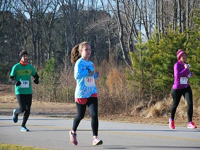Green Valley 10 mile 2/14/15