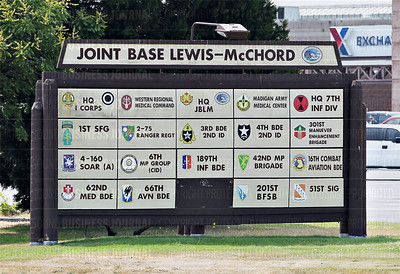 Joint Base Lewis-McChord is one of Washington State's largest employers