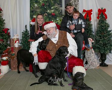 December 16, 2018 Santa, Humane Society