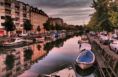 Copenhagen Twilight