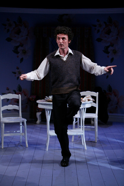 John Keating in IS LIFE WORTH LIVING? by Lennox Robinson  Photo: Richard Termine