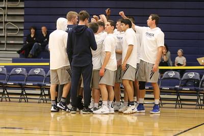 Ithaca College Men 2018-2019