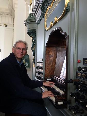 Dutch Pipe Organs