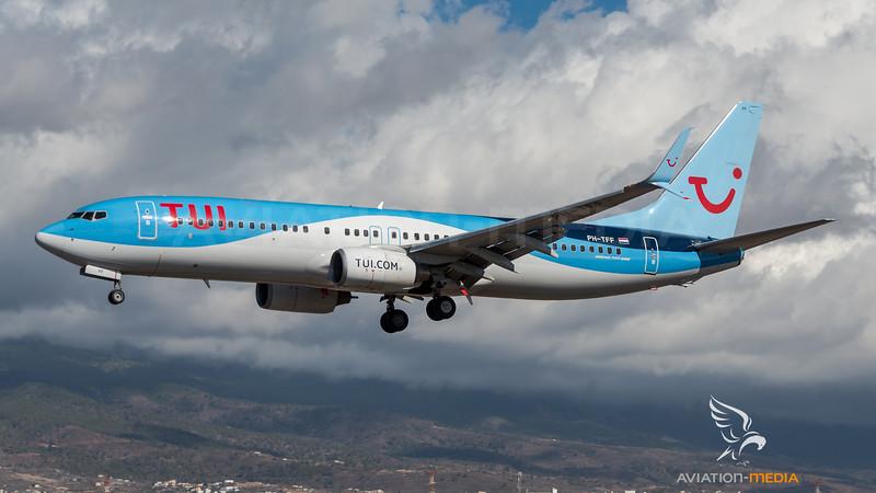 TUI / Boeing B737-86N / PH-TFF
