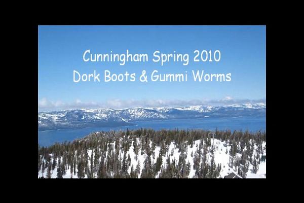 April 2010: Cunningham Kids Spring Ski Week