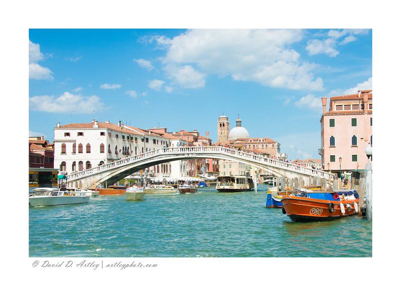 Ponte di Scalzi, Venice, Italy