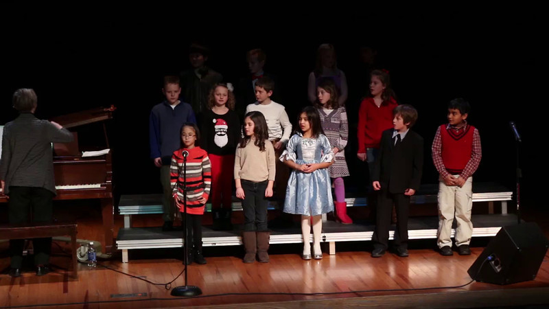 Greenwood Christmas Program