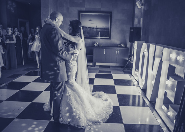 Mr & Mrs Mitchell - The Malmaison, Liverpool