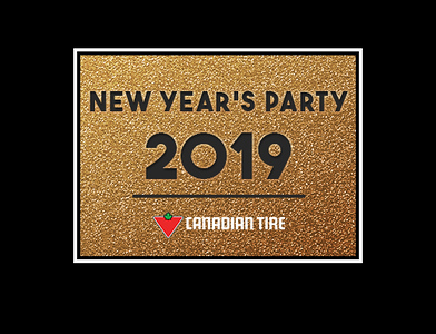Canadian Tire New Year's Party