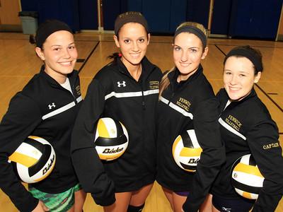 Bishop Fenwick Girls Volleyball Feature Photos