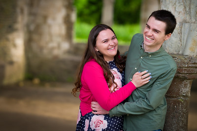 Ruth and Ollie's Pre Wedding Shoot