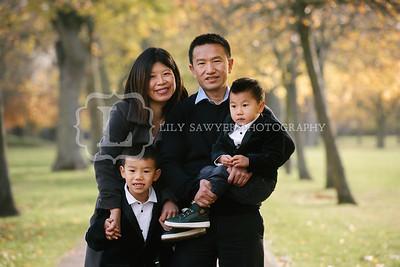 Ng Family Portraits