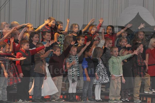 Mondovi Elementary Holiday Sing