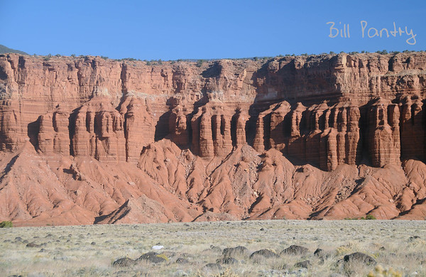 Capitol Reef National Park to Bryce