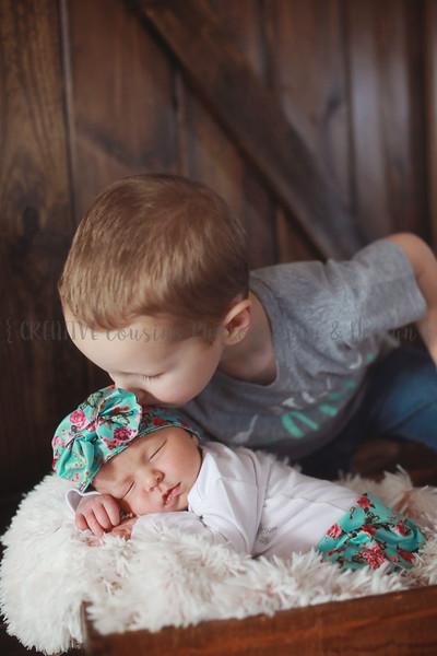 Macy K. {newborn}